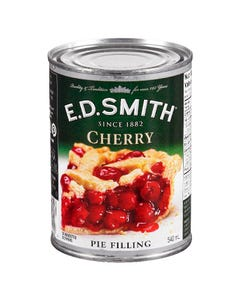 ED Smith Pie Filling Cherry 540ml