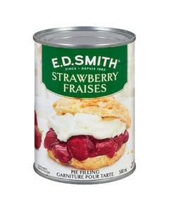 E. D. Smith Strawberry Pie Filling 540ML