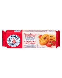 Voortman Strawberry Turnover 300G