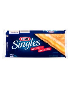 Kraft Singles Cheese Slices 22ct