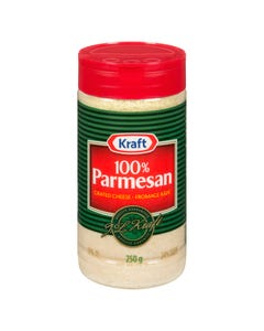 Kraft Parmesan Grated Cheese 250g