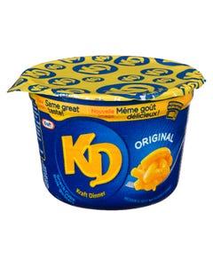 Kraft Dinner Cup Original 58G