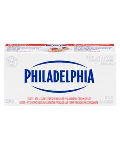 Philadelphia Cream Cheese Light 250G