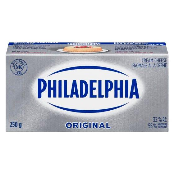 Philadelphia Cream Cheese Original 250g