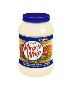 Kraft Miracle Whip 890ml