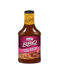 Kraft Sauce BBQ Aigre Douce 455ML