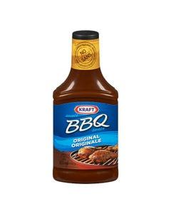 Kraft BBQ Sauce Original 455ml