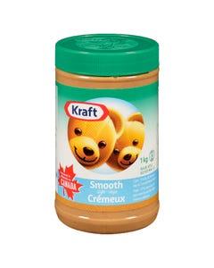 Kraft Peanut Butter Smooth Light 1KG