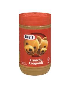 Kraft Peanut Butter Crunchy 1kg