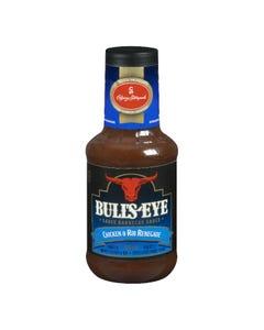 Bull's Eye Barbecue Sauce Chicken & Rib 425ML