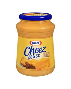 Kraft Cheez Whiz Original 900G