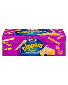 Kraft Dippers Breadsticks & Cheese Spread 24X29G