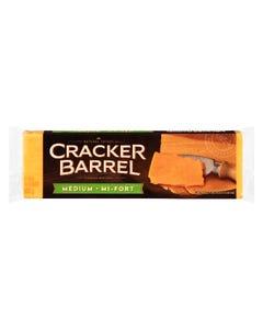 Cracker Barrel Medium Cheddar Cheese 600G