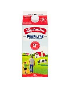 Lactantia PurFiltre Milk 3.25% 2L
