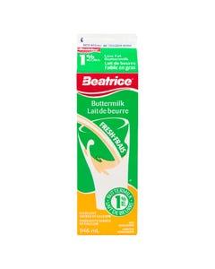 Beatrice Buttermilk 1% 946ML