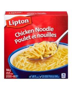 Lipton Chicken Noodle Soup Mix 2CT 166G