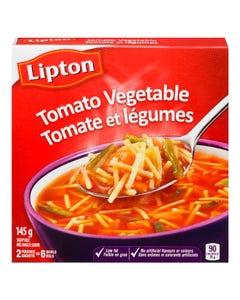 Lipton Soup Mix Tomato Vegetable Noodle 2CT 145G