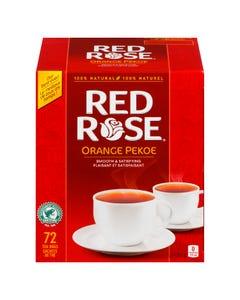 Red Rose Orange Pekoe 72CT 209G