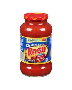 Ragu Pasta Sauce Beef 640ml