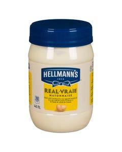 Hellmann's Real Mayonnaise 445ML