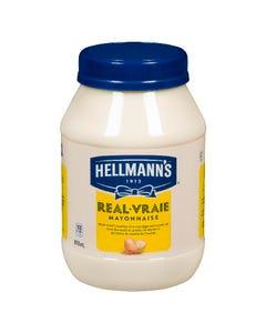 Hellmann's Mayonnaise 890ml