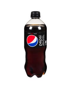 Pepsi Zero Sugar 591ML