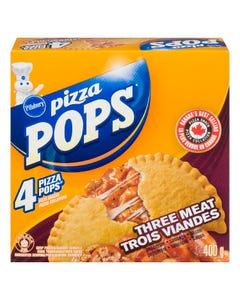 Pillsbury Pizza Pops Three Meat 4CT 400G