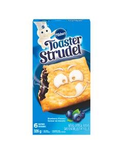 Pillsbury Toaster Strudel Blueberry 6CT 326G