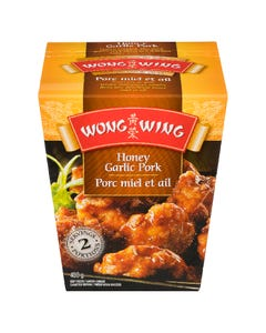 Wong Wing Honey Garlic Pork 400G
