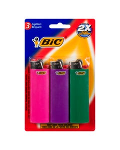 BIC Lighters 3 Pack