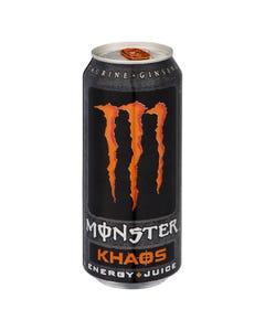 Monster Khaos Energy + Juice 473ML
