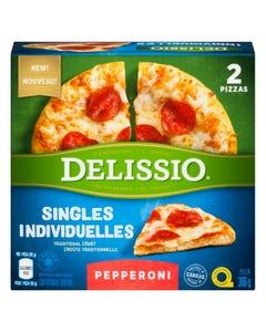 Delissio Singles Pepperoni 2X183G