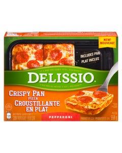 Delissio Crispy Pan Pizza Pepperoni 556G