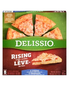 Delissio Rising Crust 4 Cheese 782G