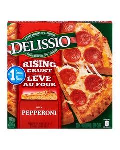 Delissio Rising Crust Pizza Pepperoni 788g