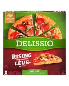 Delissio Rising Crust Pizza Deluxe 888g