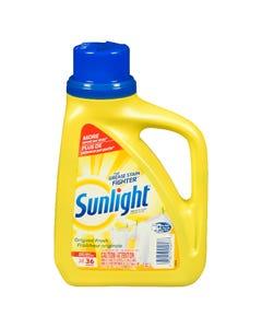Sunlight HE Original Fresh Detergent 36 Loads 1.47L