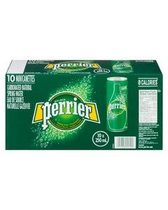Perrier 10X250ML