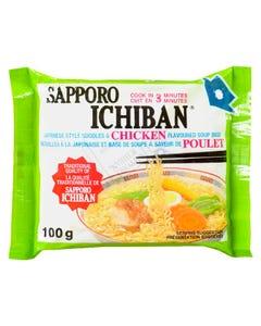 Sapporo Ichiban NouillesPlat Poulet 100G