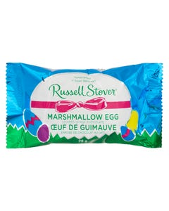 Russell Stover Marshmallow Egg 28G