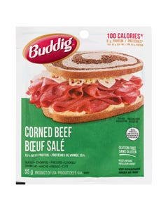 Buddig Corned Beef 55G