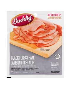 Buddig Black Forest Ham 55G
