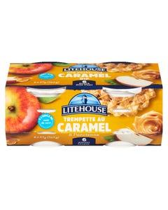 Litehouse Caramel Dip 6X57G