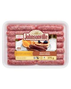Johnsonville Maple Breakfast Sausages 375G