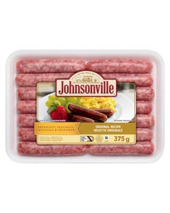 Johnsonville Breakfast Sausage 375g
