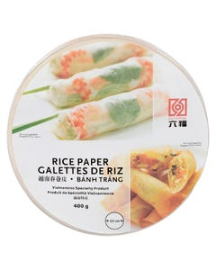 Six Fortune Rice Paper 400G