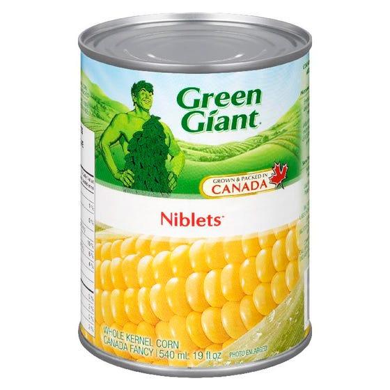 Geant Vert Mais En Grain Entier 540ML