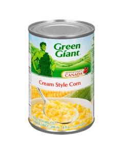 Green Giant Cream Style Corn 398ML