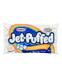 Jet Puffed Marshmallows Minis White 250g