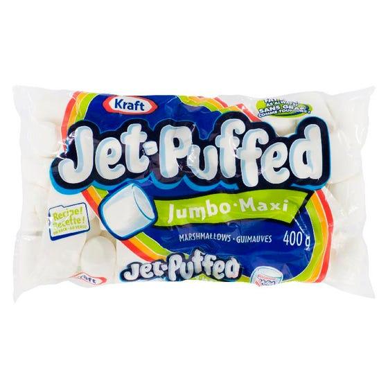Jet Puffed Marshmallows Jumbo White 400g